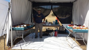 chile booth Coyote Valley